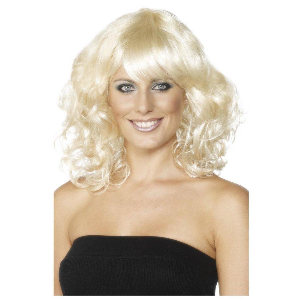 blond paruka foxy