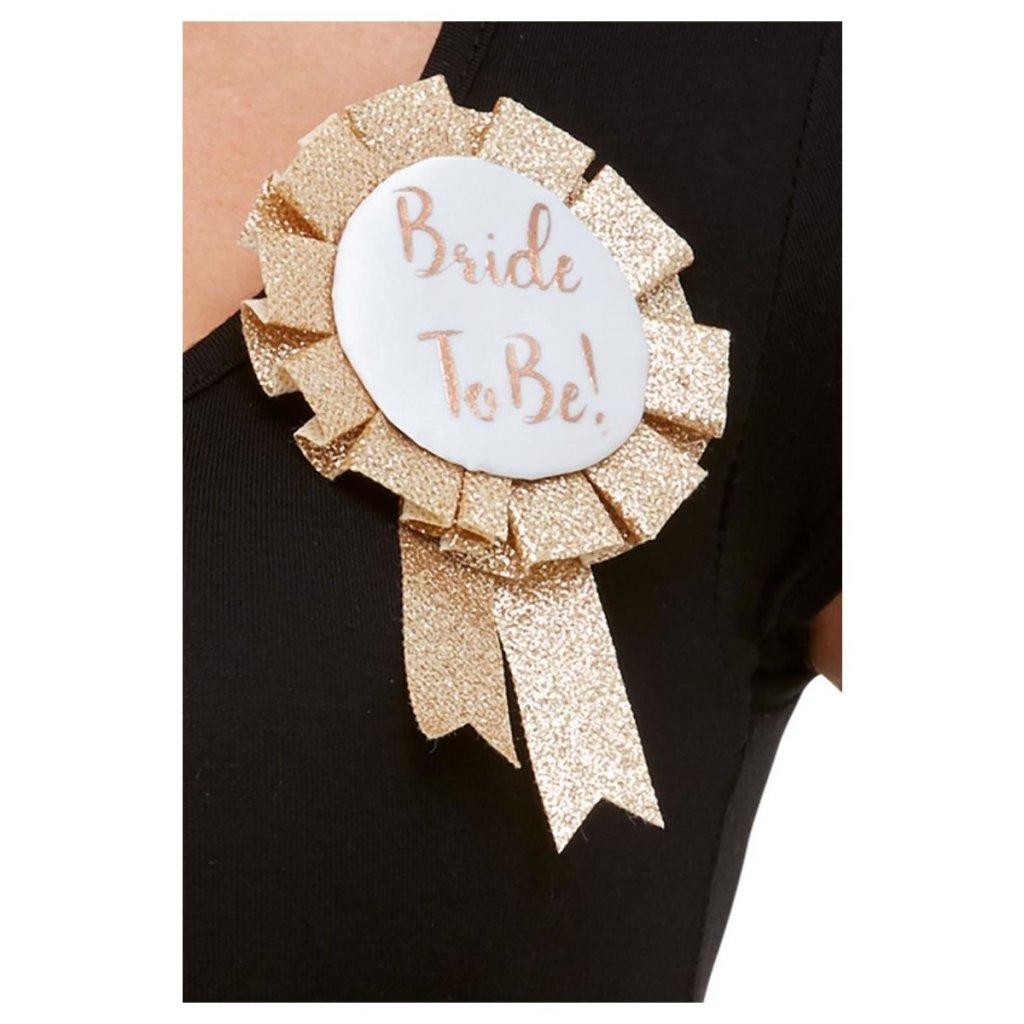 odznak pro budoucí nevěstu