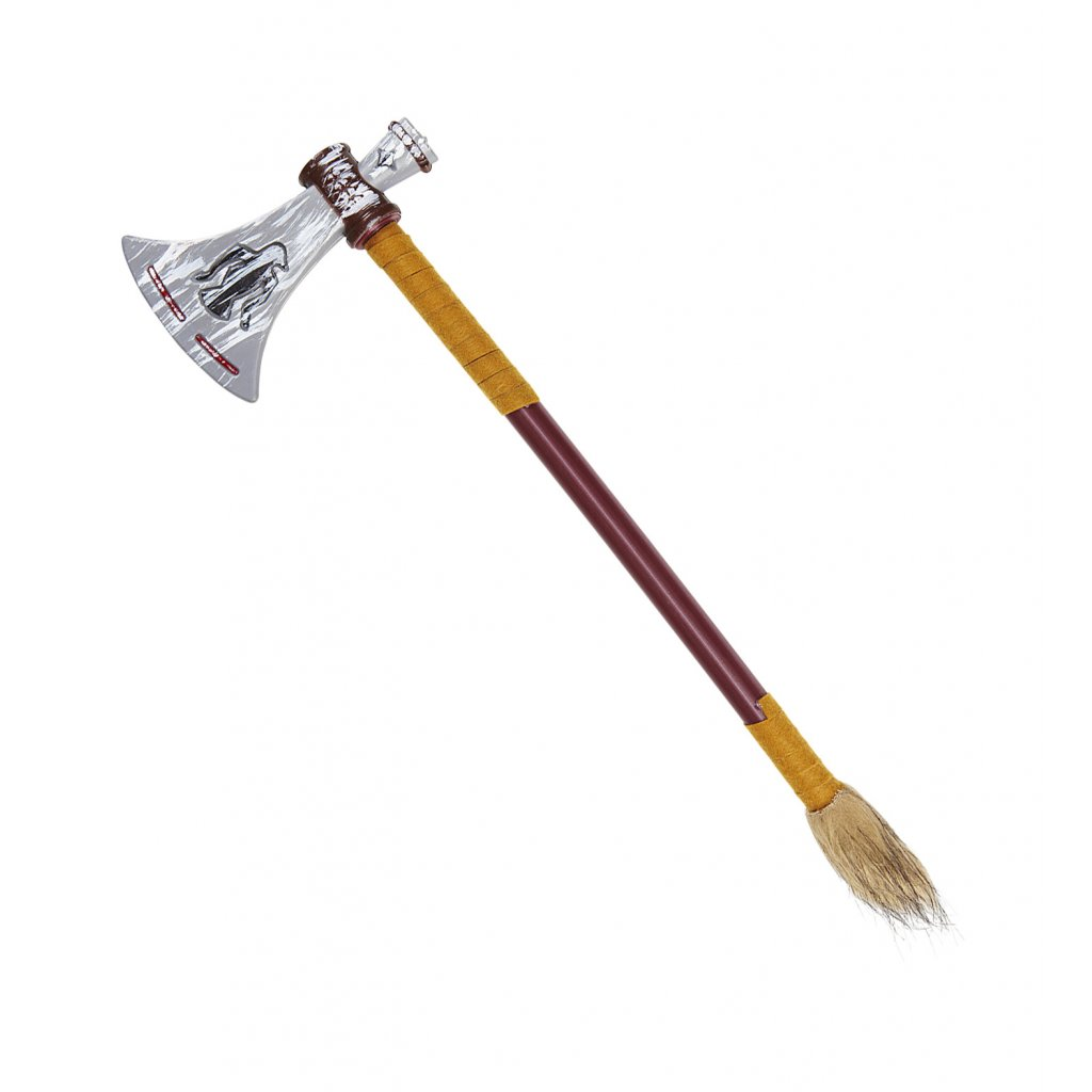 indiánský tomahawk