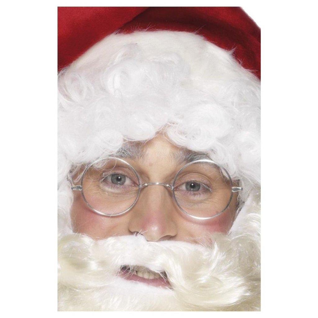 Kulaté brýle pro Santu