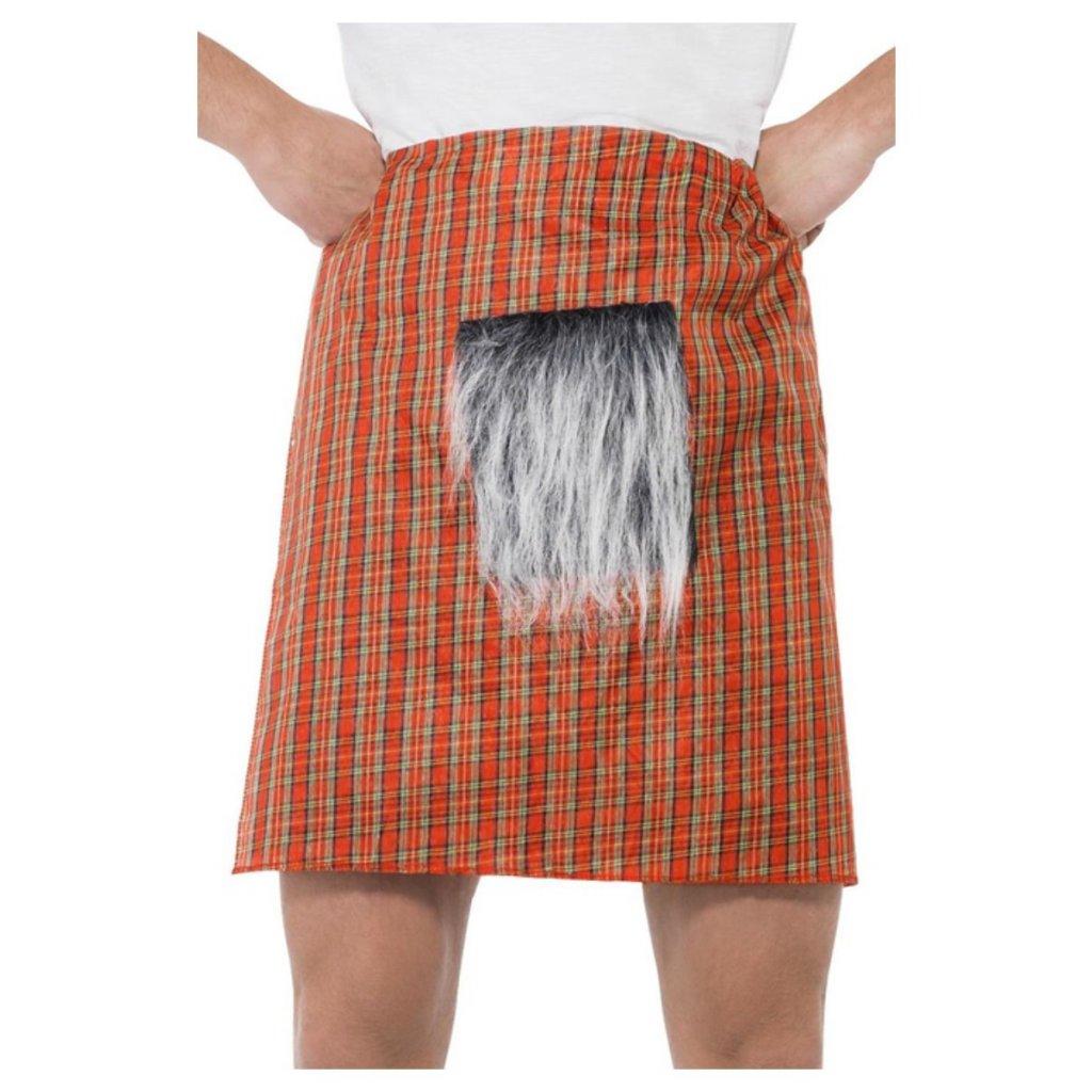 Skotská sukně kilt tartan