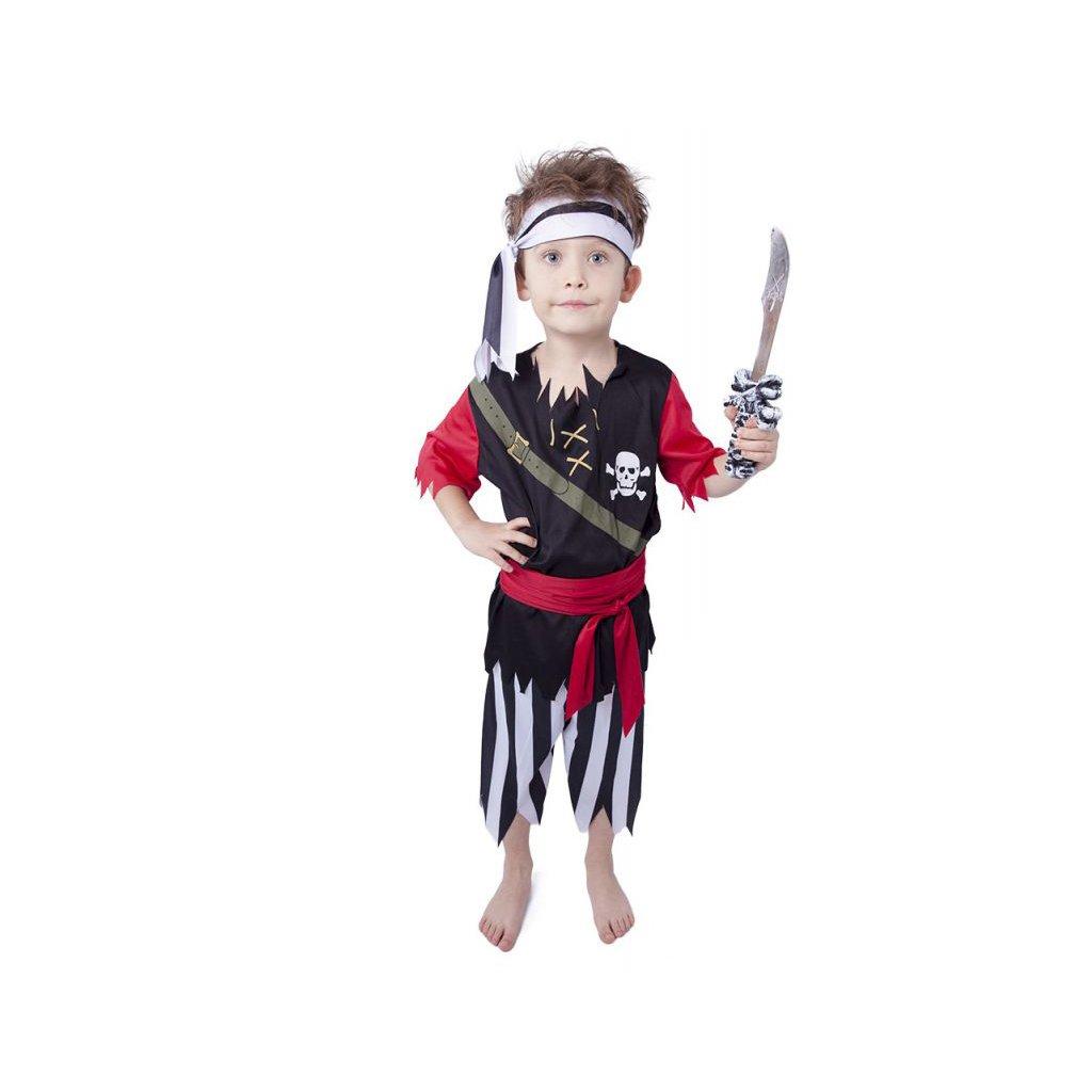 detsky kostym pirata