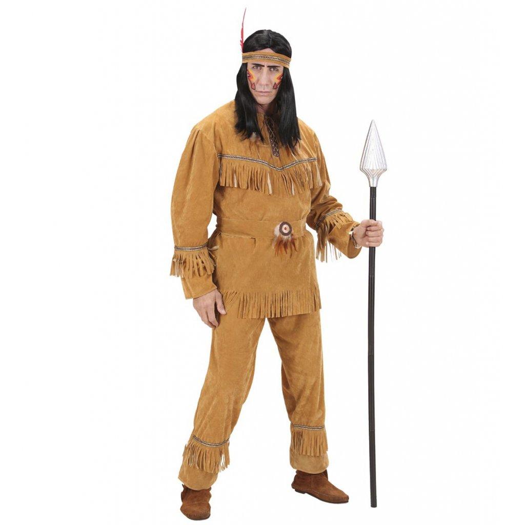 Kostým indiána pánský