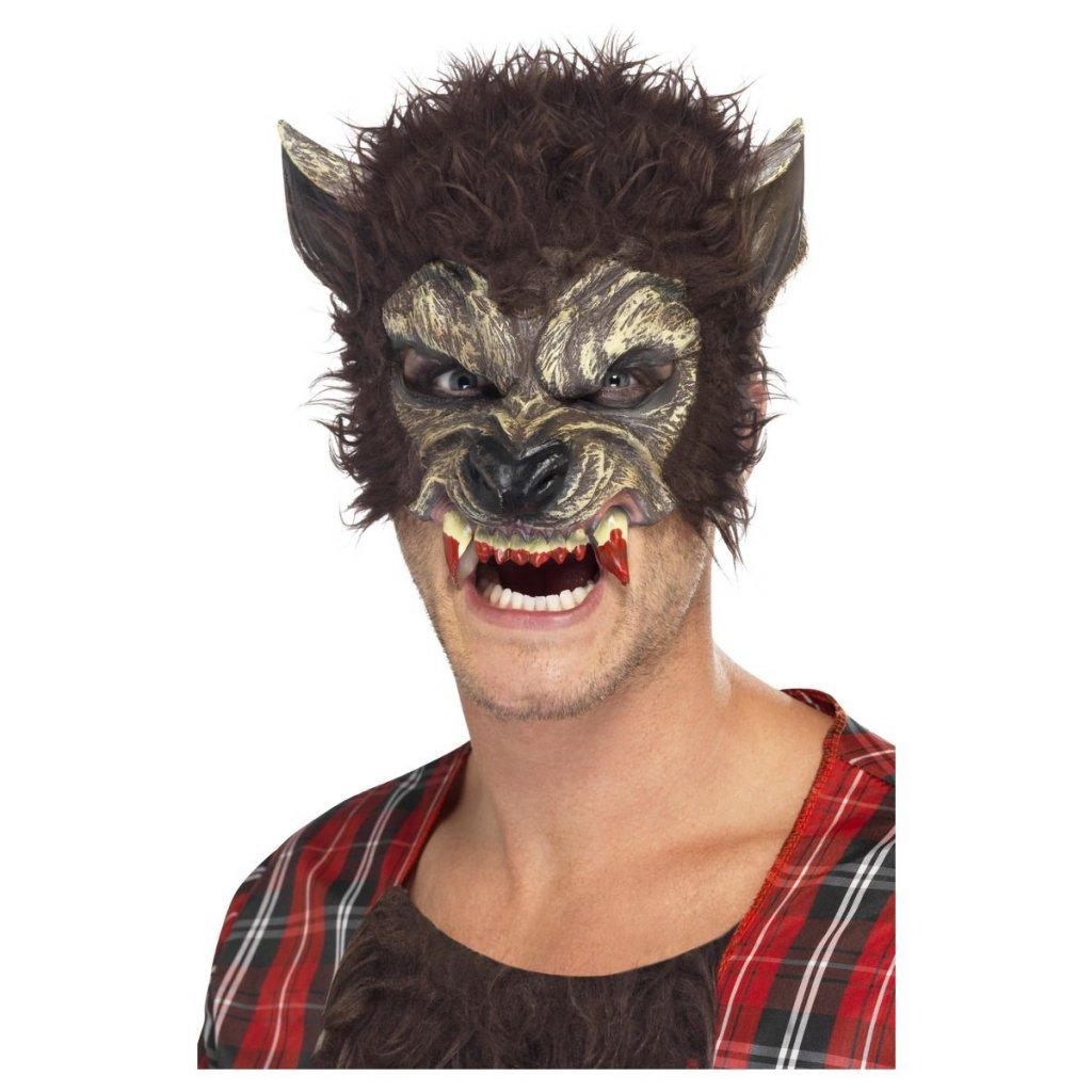 Polomaska vlkodlak