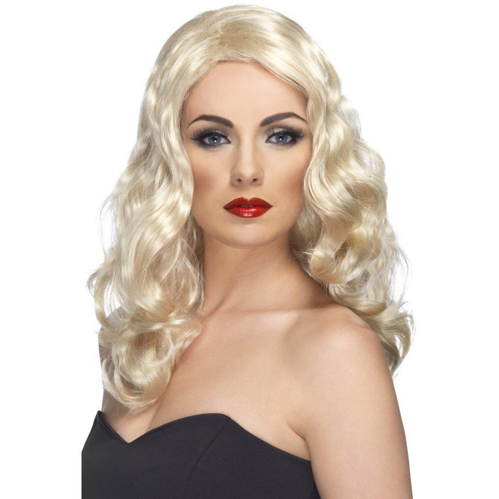 Dámská paruka blond