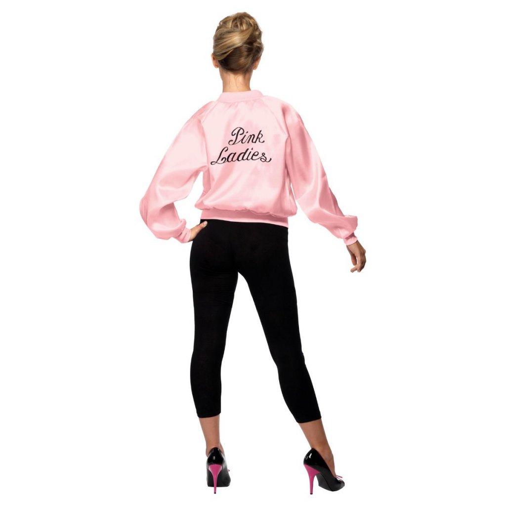 Růžová bunda z Pomády
