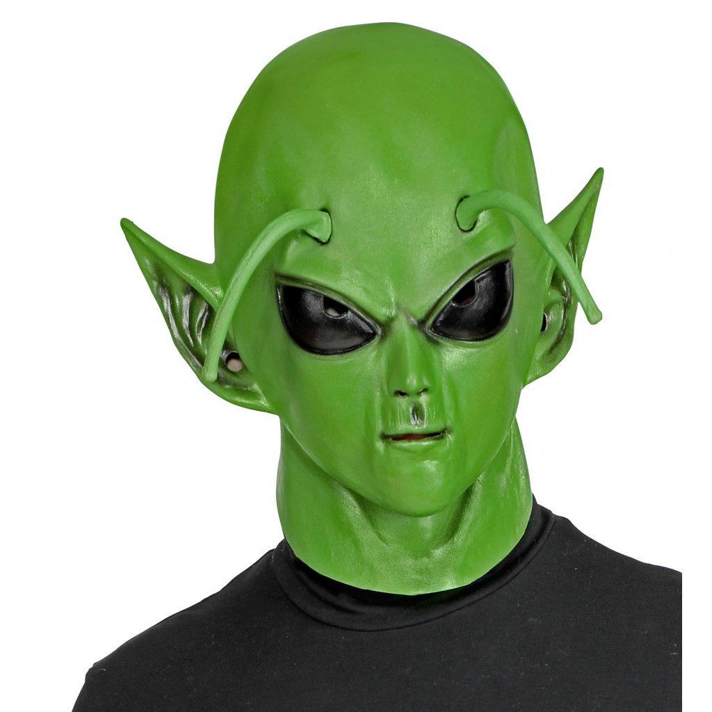 Maska UFO mimozemšťan