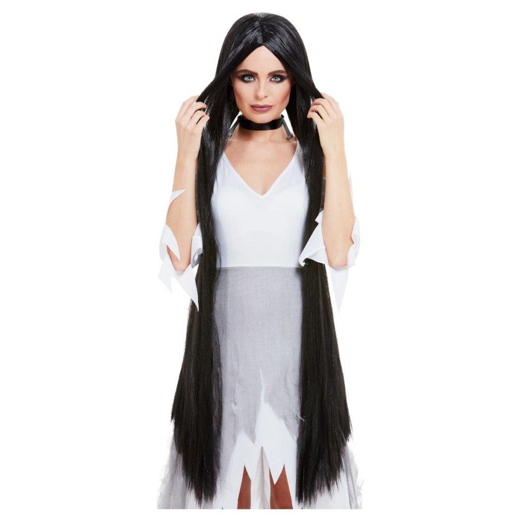 dlouhá paruka