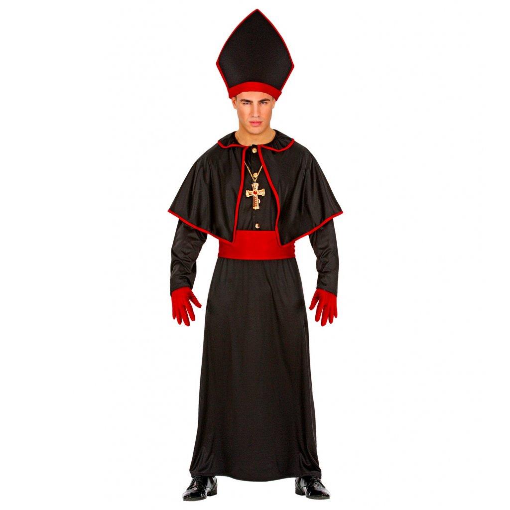 Pánský kostým biskup