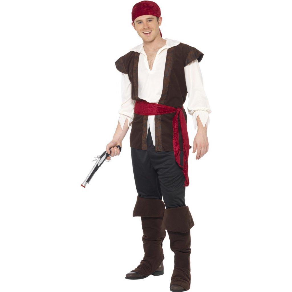 Pánský kostým Piráti z Karibiku