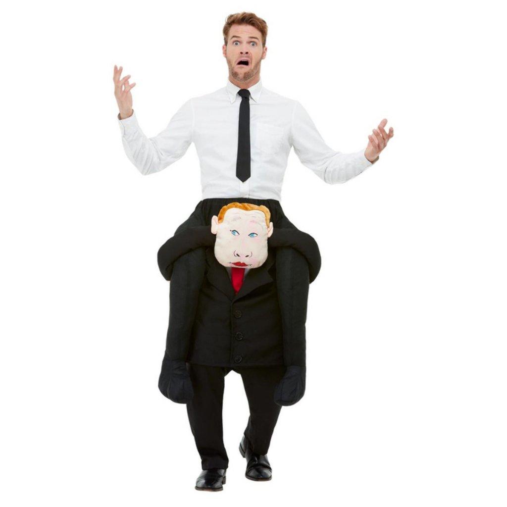 Únosce Putin piggyback 2