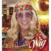 Paruka blond Hippie týpek
