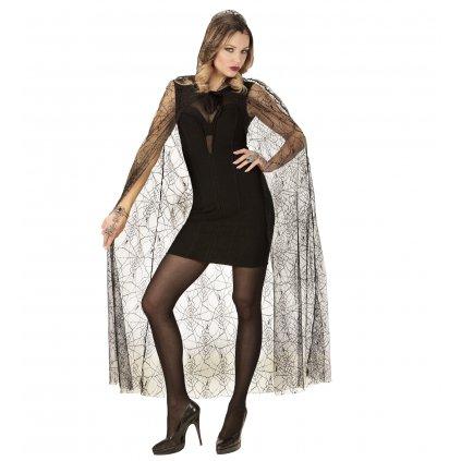 šaty černá vdova