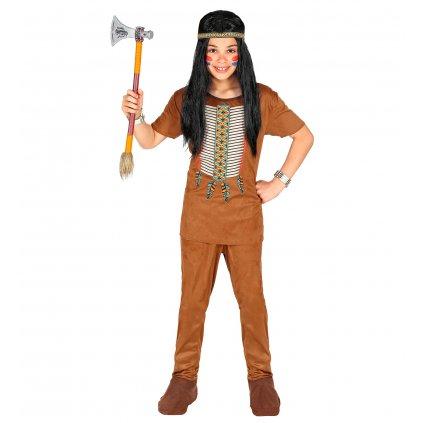 Kostým indiána Malý náčelník
