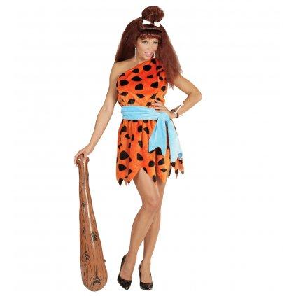 dámský kostým flinstones šaty