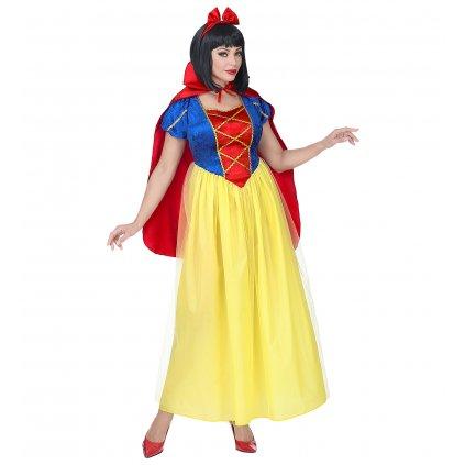 dámský kostým pro Sněhurku