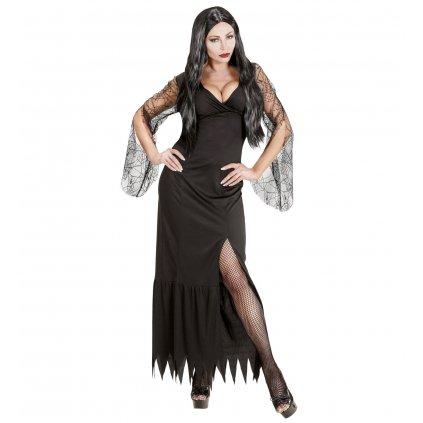 Temná dáma kostým