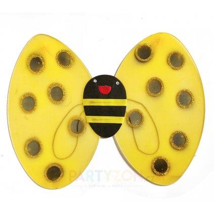 dětský karnevalový kostým včelky