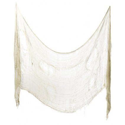 bílé hororové sukno halloween