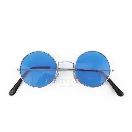 modre lenonky hippies