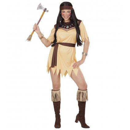 Dámský kostým indiánka