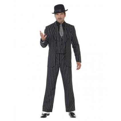 Pánský kostým mafián boss 20 léta