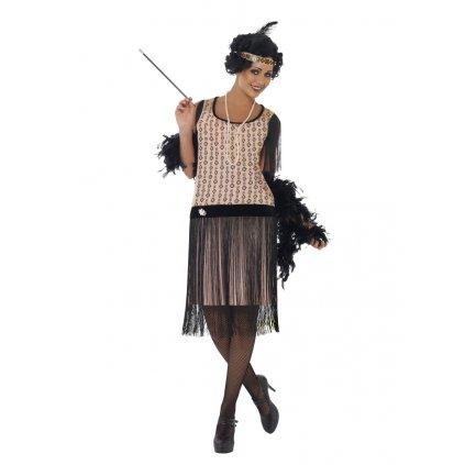 Retro kostým 30. léta Coco