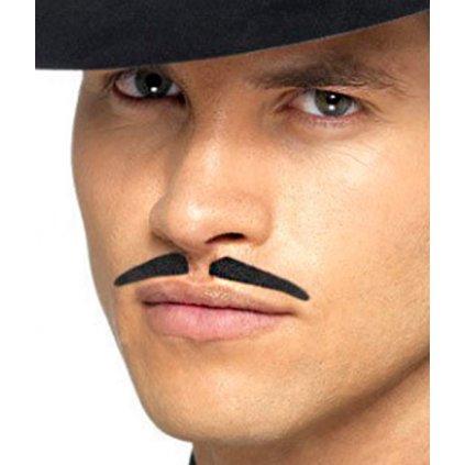 umělý knír gangster mafián