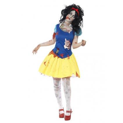 Dámský kostým zombie Sněhurka