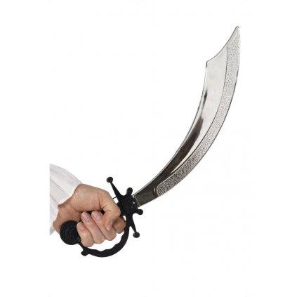 pirátský meč šavle karneval