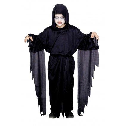 Dětský kostým smrtka halloween levne