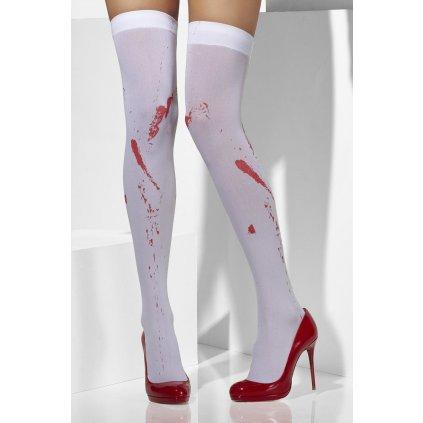 Sexy zombie nadkolenky krvavé