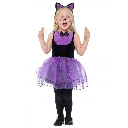 Dětský kočičí kostým