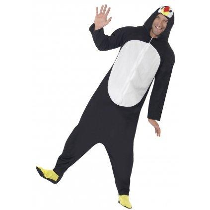 Kostým tučňáka pužamo