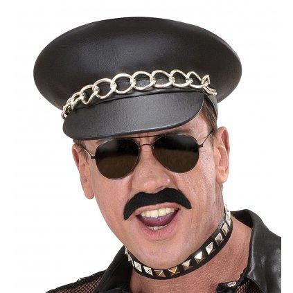 rockerská čepice