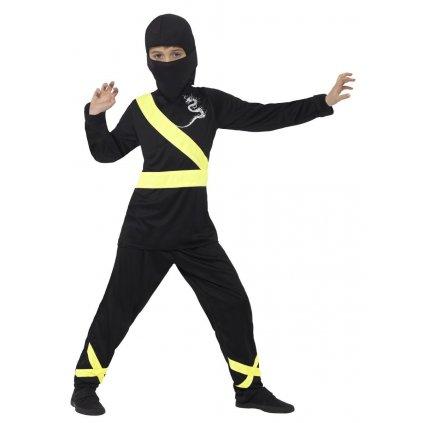 kostym ninja detsky