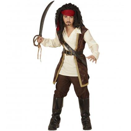 kostým dětský pirát