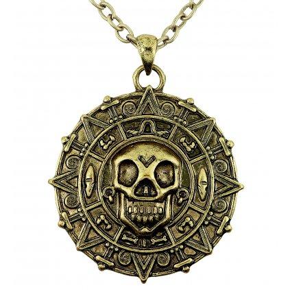 pirátský náhrdelník