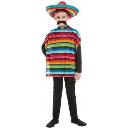 dětský kostým mexičan
