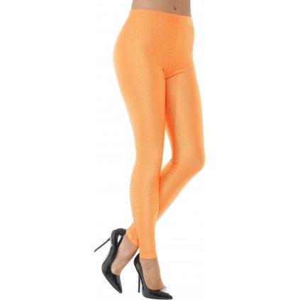 oranžové legíny