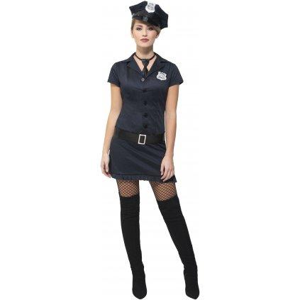 Sexy kostým policistka