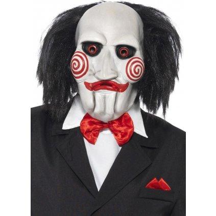 maska strašidelný klaun
