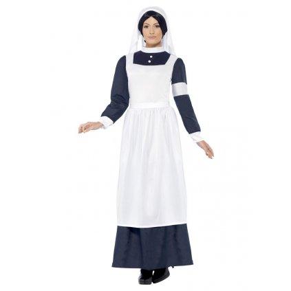 kostým válečná sestřička