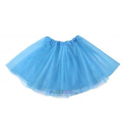 tutu sukne modra pro deti