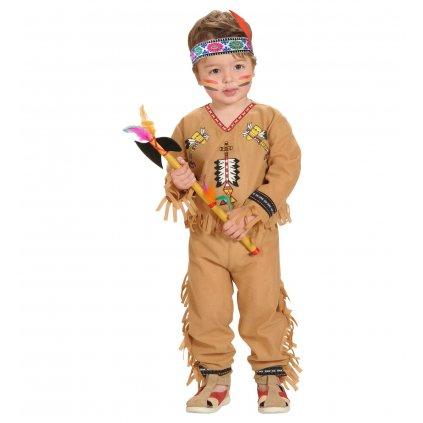 dětský kostým pro indiána