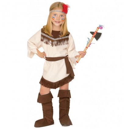 dětský kostým indiánky