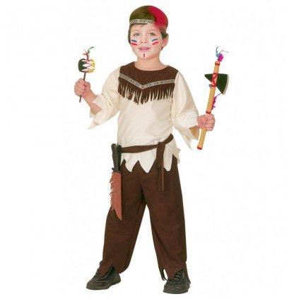 detsky kostym indiana
