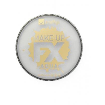 FX barva na obličej a tělo stříbrná