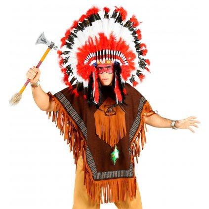 indiánské pončo
