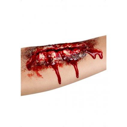 Falešné zranění řezná rána